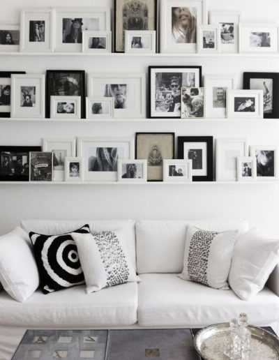 picture-ledge-gallery-wall